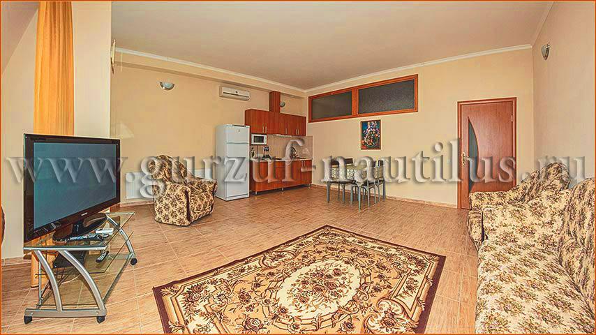 комплекс апартаментов Наутилус, Гурзуф